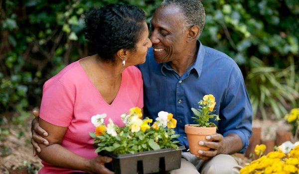 Growing a Relationship Is a Lot Like Gardening