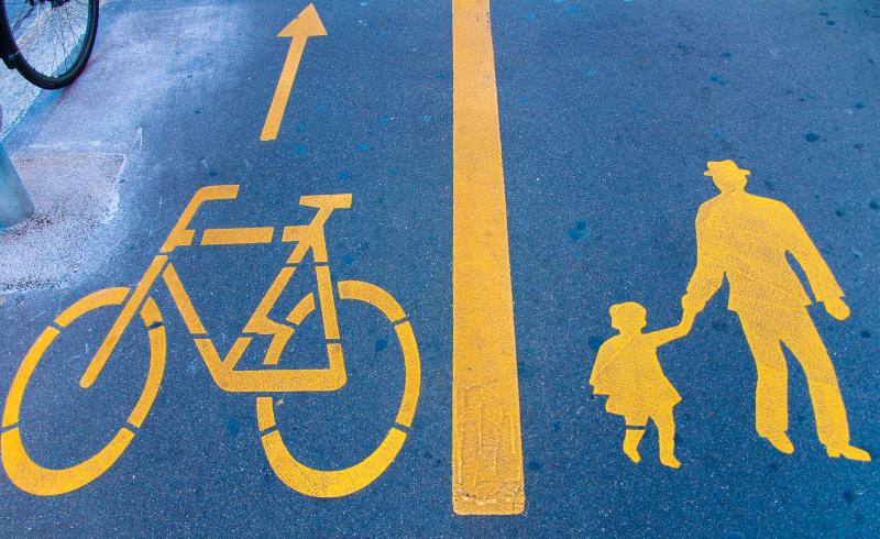 Northeast US: Walking, Biking Could Save Billions, Lives