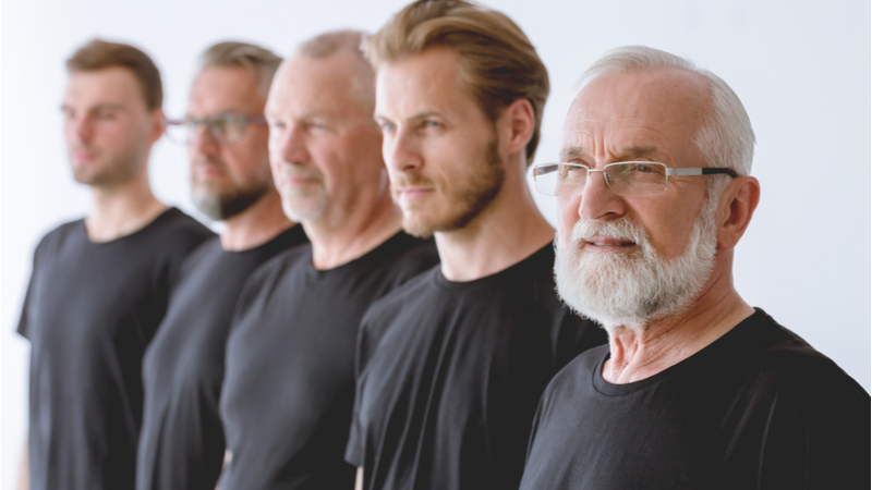Losing 'Manliness' from Aging