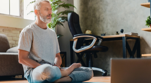 Meditating With Tourette Syndrome
