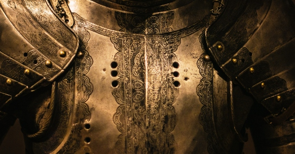 Real Men Feel: Dropping The Armor in Your 30's [Podcast]
