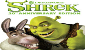 shrek, computer animated, comedy, mike myers, eddie murphy, cameron diaz, 4k ultra hd, review, universal pictures