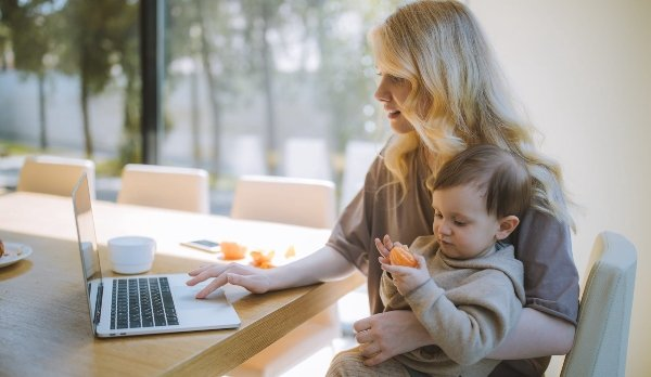 Getting Things Done With a Baby on Board