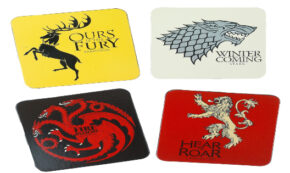 father's day, coaster, game of thrones, tv show, hbo, press release, fun.com