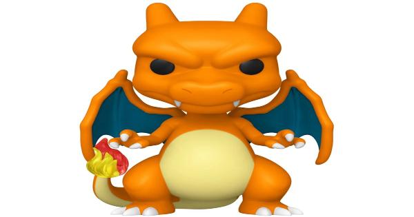 pokemon, funko pop, charizard, pikachu, horsea, charmander, press release, entertainment earth, funko