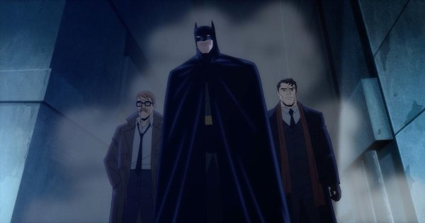 Batman Tries to Solve a Tough Case in 'The Long Halloween' Part 1