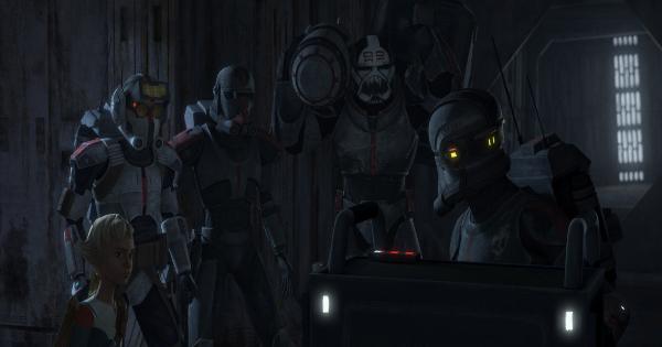 reunion, the bad batch, star wars, tv show, computer animated, action, adventure, season 1, review, disney plus