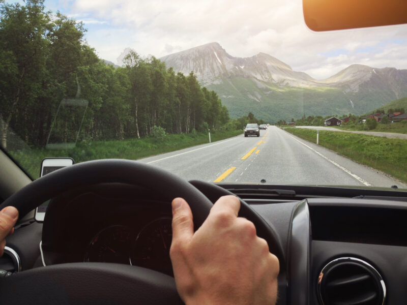 Tips To Keep Safe Driving Through the Mountains - The Good Men Project