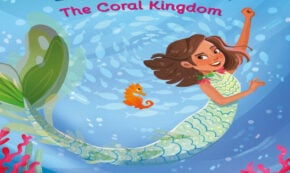 the coral kingdom, mermaids rock, children's fiction, linda chapman, net galley, review, tiger tales
