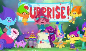 trollstopia, tv show, animated, musical, comedy, season 3, review, peacock, hulu