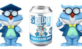 vinyl soda pop, professor owl, disney, silly symphonies, press release, fun.com, funko