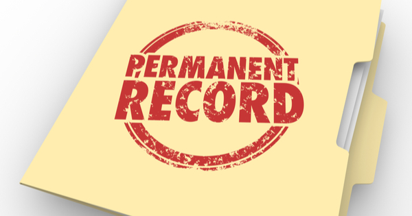 The Lie of the Permanent Record