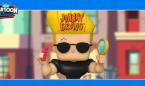 cartoon classics, johnny bravo, funko pop, press release, entertainment earth, funko