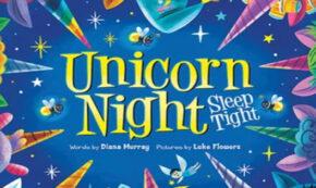 unicorn night, children's fiction, diana murray, net galley, review, sourcebooks kids