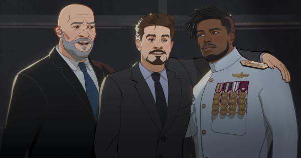 what if killmonger rescued tony stark, tv show, animated, marvel, season 1, review, marvel studios, disney plus