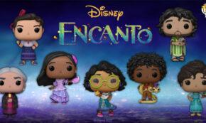 encanto, funko pop, computer animated, musical, comedy, press release, entertainment earth, funko