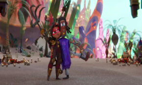maya and the three, computer animated, fantasy, miniseries, review, netflix