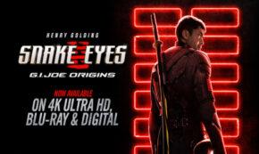 snake eyes, gi joe origins, action, drama, blu-ray, review, paramount pictures