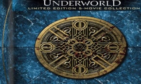 underworld, 5 film collection, action, horror, series, 4k ultra hd, review, sony pictures