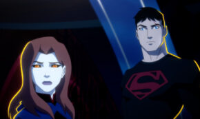 volatile, young justice phantoms, tv show, animated, action, drama, season 4, review, warner bros animation, hbo max